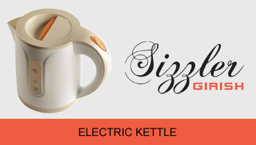 Sizzler Electric Kettle